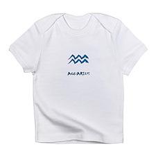 Aquarius Infant T-Shirt