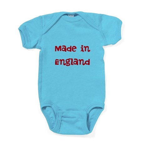 Made in England Baby Baby Bodysuit