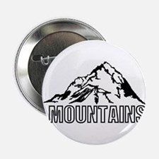 "mountain rocky climbing 2.25"" Button"