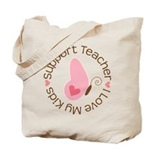Support Teacher Tote Bag