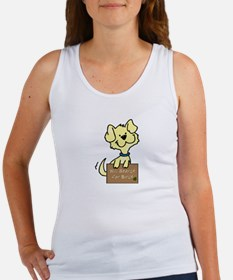 Will Search for Birch Women's Tank Top