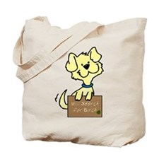 Will Search for Birch Tote Bag