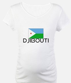 I HEART DJIBOUTI FLAG Shirt