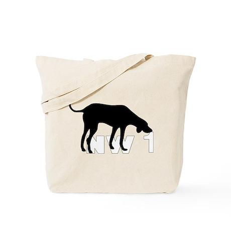 Nose Work 1 Tote Bag