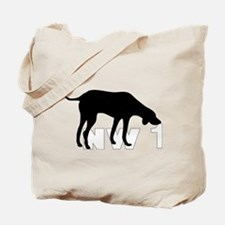 Nose Work 1 Tote Bag