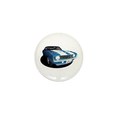 Z28/SS Camaro Mini Button