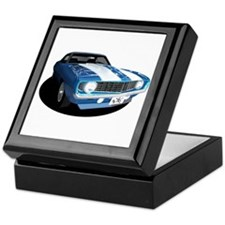 Z28/SS Camaro Keepsake Box