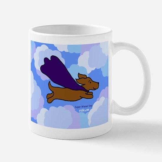 Super Wiener Dog Mug