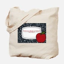 Welcome Back to School 2013 2014 Tote Bag