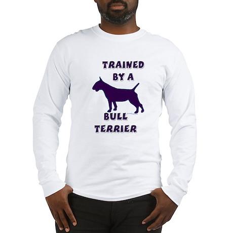 Bull Terrier Ppl Long Sleeve T-Shirt