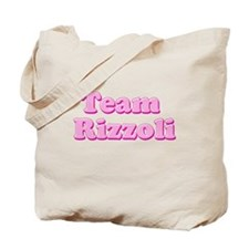 Team Rizzoli Tote Bag