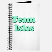 Team Isles Journal