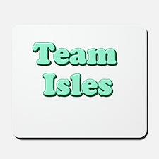 Team Isles Mousepad