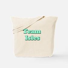Team Isles Tote Bag