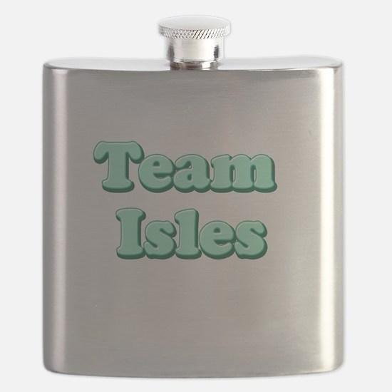 Team Isles Flask