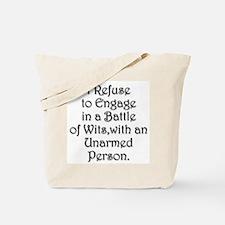 Cute Sayings Tote Bag