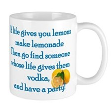 Life Gives You Lemons... Mug