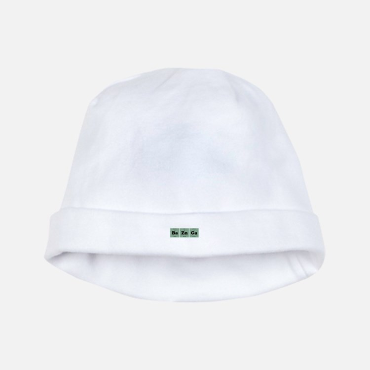 Ba Zn Ga baby hat