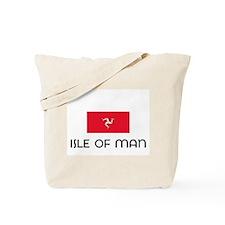 I HEART ISLE OF MAN FLAG Tote Bag