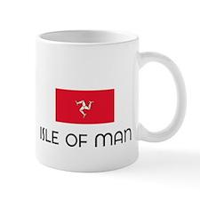 I HEART ISLE OF MAN FLAG Mug