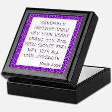Inspirational Tile-Top Box