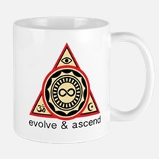 Evolve and Ascend Small Small Mug