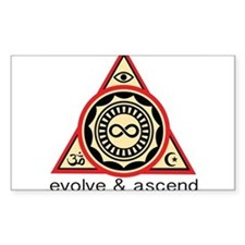 Evolve and Ascend Decal