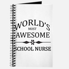 World's Most Awesome School Nurse Journal