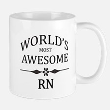 World's Most Awesome RN Mug