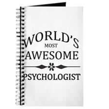 World's Most Awesome Psychologist Journal