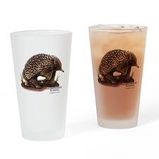 Short-Beaked Echidna Drinking Glass