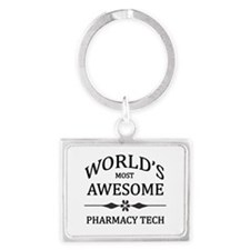 World's Most Awesome Pharmacy Tech Landscape Keych