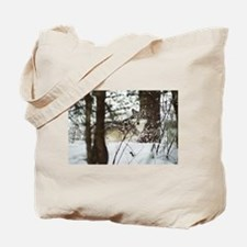 """""""Camouflage"""" Tote Bag"""