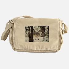 """""""Camouflage"""" Messenger Bag"""