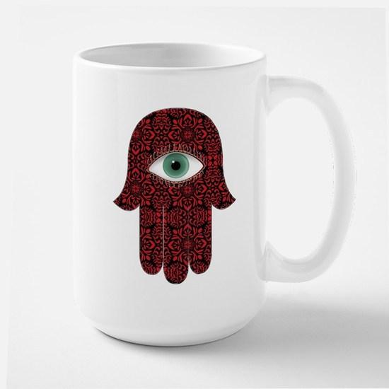 Hamsa Hand 21 Mug