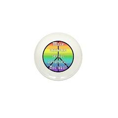 Make ASA not War! Mini Button (100 pack)