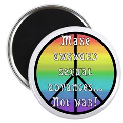 Make ASA not War! Magnet