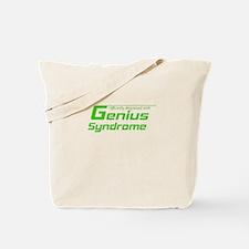 Genius Syndrome Tote Bag