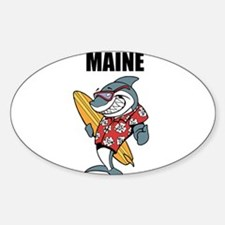 Maine Decal
