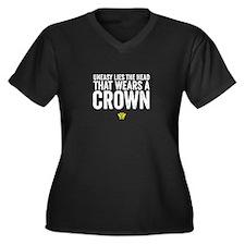 Crown Plus Size T-Shirt