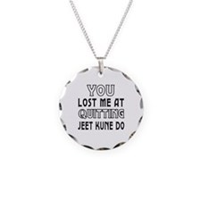 Jeet Kune Do Martial Arts Designs Necklace