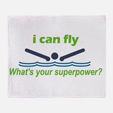 iFly.png Throw Blanket