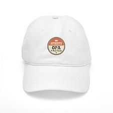 Classic Opa Baseball Cap
