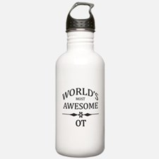 World's Most Awesome OT Sports Water Bottle
