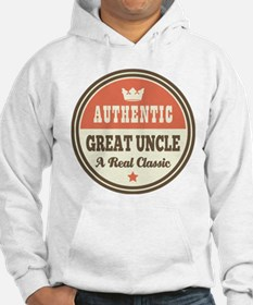 Classic Great Uncle Hoodie