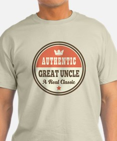 Classic Great Uncle T-Shirt