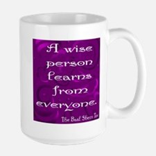 wise person Mugs