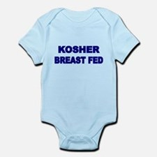 KOSHER BREAST FED Body Suit