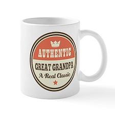 Classic Great Grandpa Mug