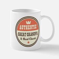 Classic Great Grandpa Small Small Mug